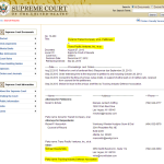 Mike Mills Seeks Amicus Curiae Status For His Client TIDA Before The U.S. Supreme Court