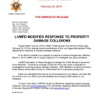 "What Will Happen When Las Vegas Metro PD No Longer Responds To ""Property Damage Only"" Accidents?"